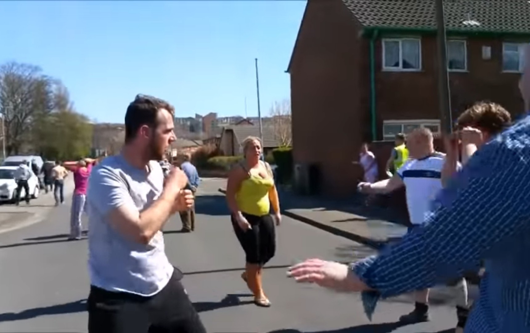Sweeney v Paddy Doran – do krwi